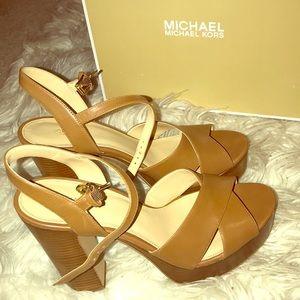 9a30db2a94 Michael Kors Shoes - Michael Kors sia platform